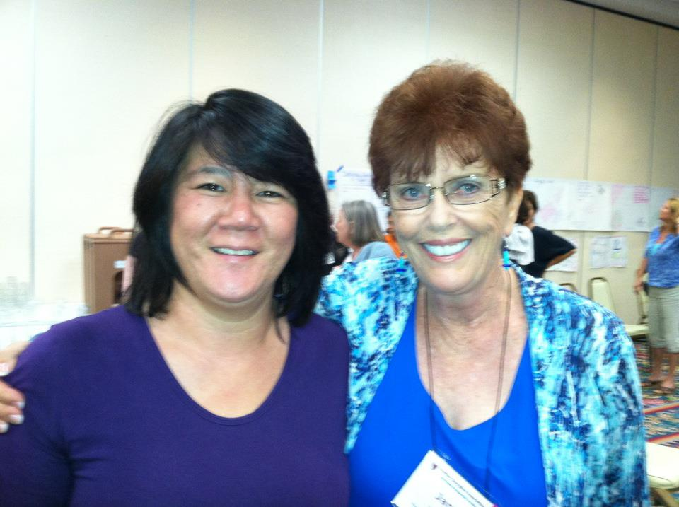 with Jane Nelsen 2012